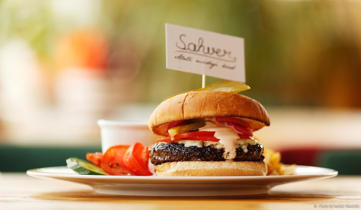 Üle linna parim - Sahvri purks aka Hamburger