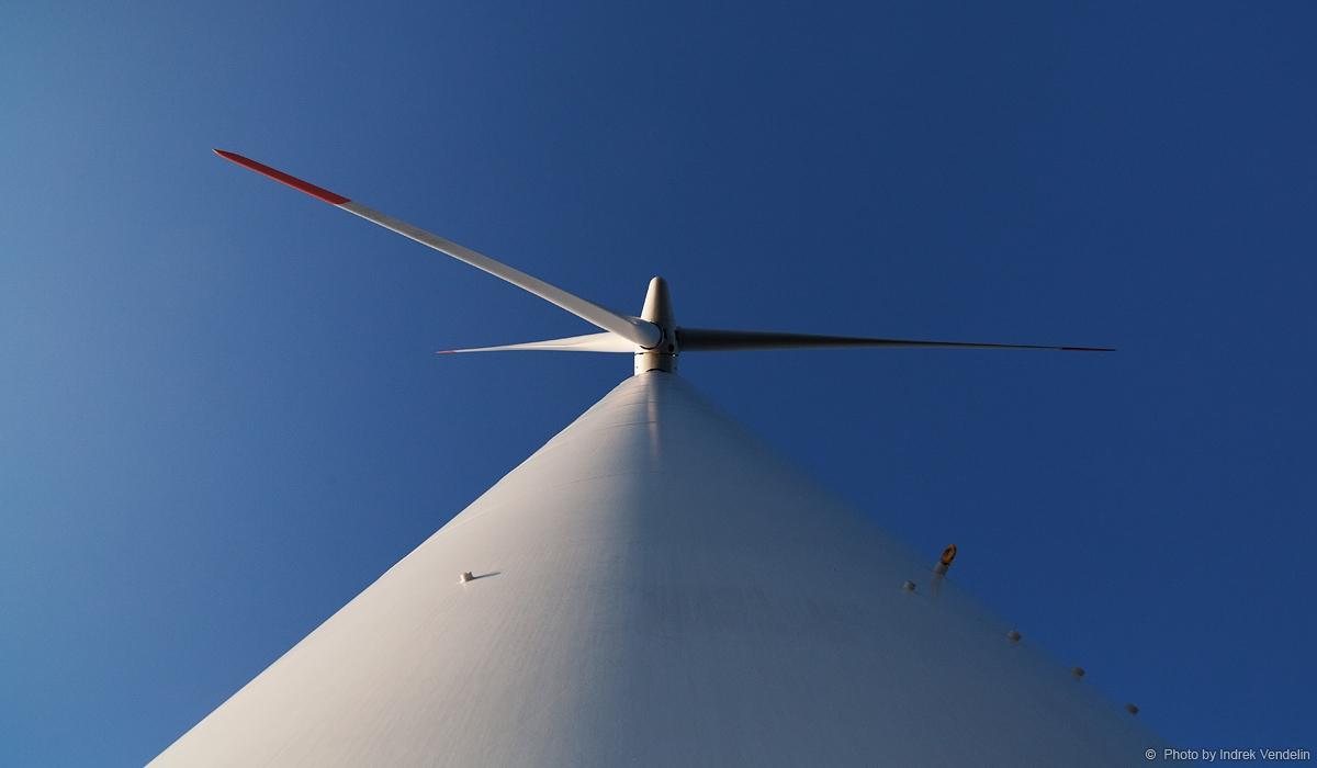 Üks tuulegeneraator