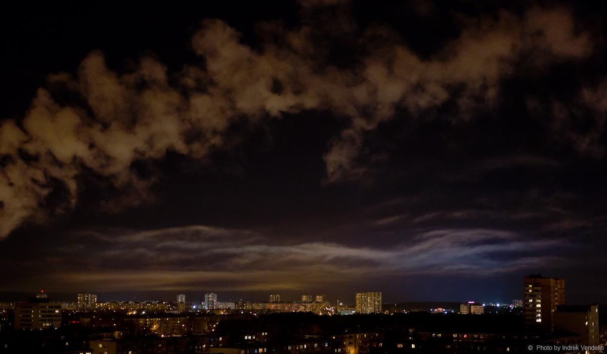 Eile öösel Tallinnas